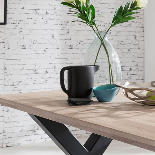 massiv direkt | Massive Tische und Stühle aus Holz - Massivholzmöbel