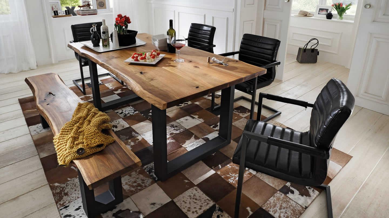 massiv.direkt | Massive Tische und Stühle aus Holz - Massivholzmöbel